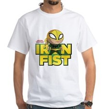 Ultimate Spiderman: Iron Fist Mini Shirt