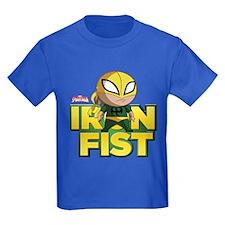 Ultimate Spiderman: Iron Fist Mi T