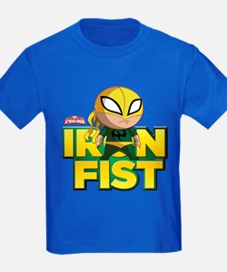 Ultimate Spiderman: Iron Fist Mi T