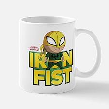 Ultimate Spiderman: Iron Fist Mini Mug