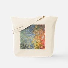 Cute Blue Tote Bag
