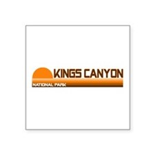 californiakingscanyon Sticker