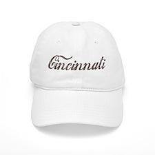 Vintage Cincinnati Baseball Cap