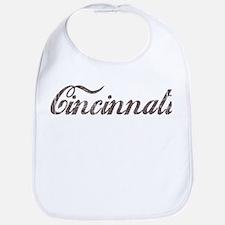 Vintage Cincinnati Bib