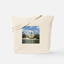 Capitol Hill Tote Bag