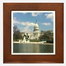 Capitol Hill Framed Tile