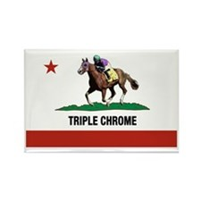 Cute Preakness Rectangle Magnet