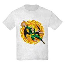 Marvel Iron Fist Action T-Shirt