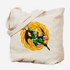 Marvel Iron Fist Action Tote Bag