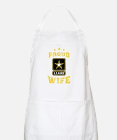 US Army proud Wife Apron
