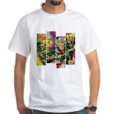 Marvel Iron Fist Panels Shirt