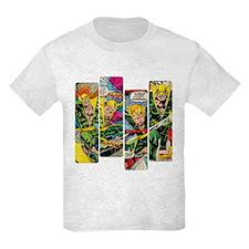 Marvel Iron Fist Panels T-Shirt
