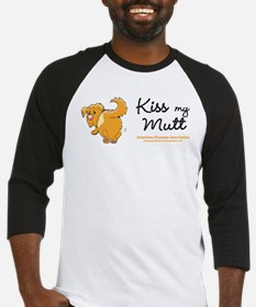 Kiss My Mutt Baseball Jersey