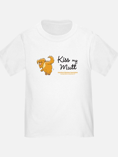 Kiss My Mutt Infant T-Shirt