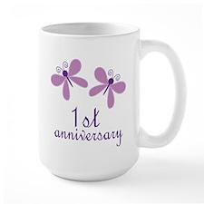 1st_anniversary Mugs