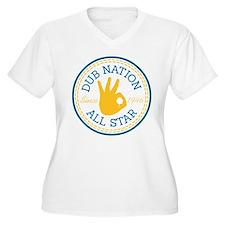 Dub Nation Plus Size T-Shirt
