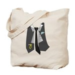 Dapper Casual Tote Bag