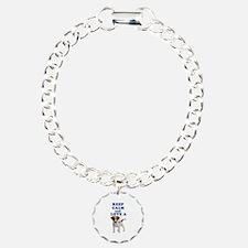 Keep Calm and Love A Jac Bracelet