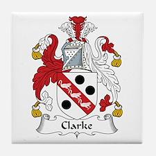 Clarke Tile Coaster