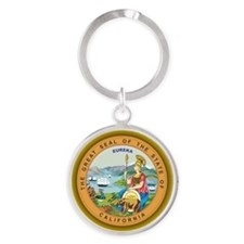 California Seal.png Keychains