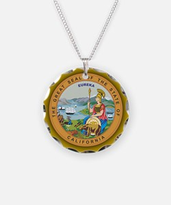 California Seal.png Necklace