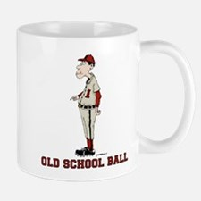 OLD SCHOOL BALL Mugs