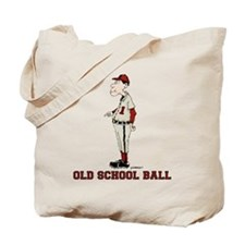 Old School Ball Tote Bag