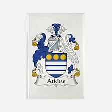 Atkins Rectangle Magnet