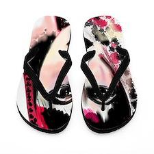 Unique Sofia Flip Flops