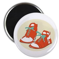 Running Shoes Magnets