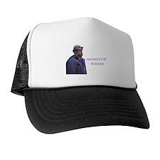 monkeycatWisdom Trucker Hat