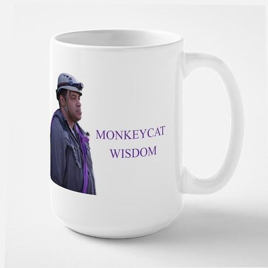 monkeycatWisdom Mugs