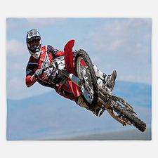 Motocross Stunt King Duvet