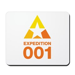 Expedition Mousepad (white)