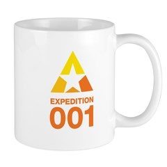 Expedition Logo Mugs