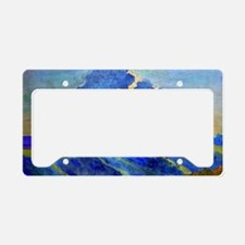 Boris Kustodiev - Sunset License Plate Holder