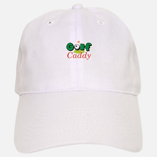 Golf Caddy Baseball Baseball Baseball Cap