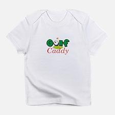 Golf Caddy Infant T-Shirt