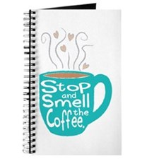 Stop and Smell the Coffee Journal