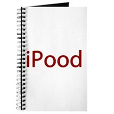 Red iPood Humor Journal