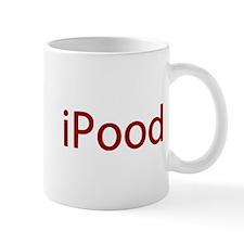 Red iPood Humor Mug