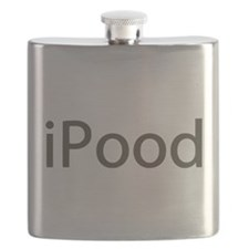 iPood Funny Flask