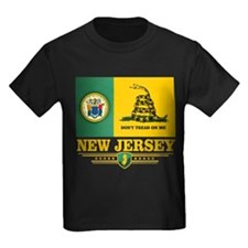 New Jersey Gadsden Flag T-Shirt