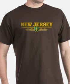 New Jersey Gadsden Flag T-Shirt