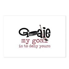 My Goal Postcards (Package of 8)