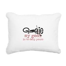 My Goal Rectangular Canvas Pillow