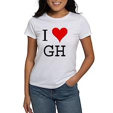 I Love GH Tee