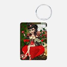 Candy Apple Love Lolita Keychains