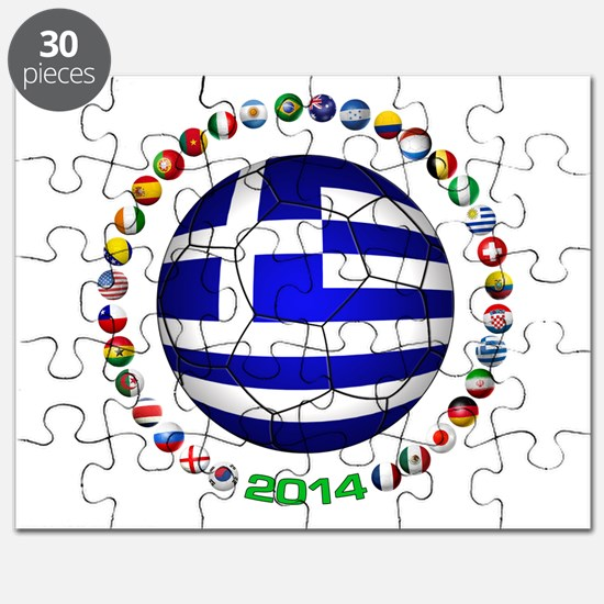Greece soccer Puzzle