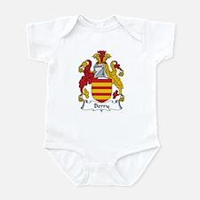 Berry Infant Bodysuit